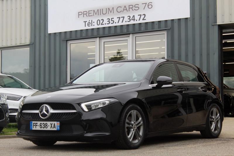 Mercedes CLASSE A 4 IV 160 STYLE LINE Essence NOIR Occasion à vendre