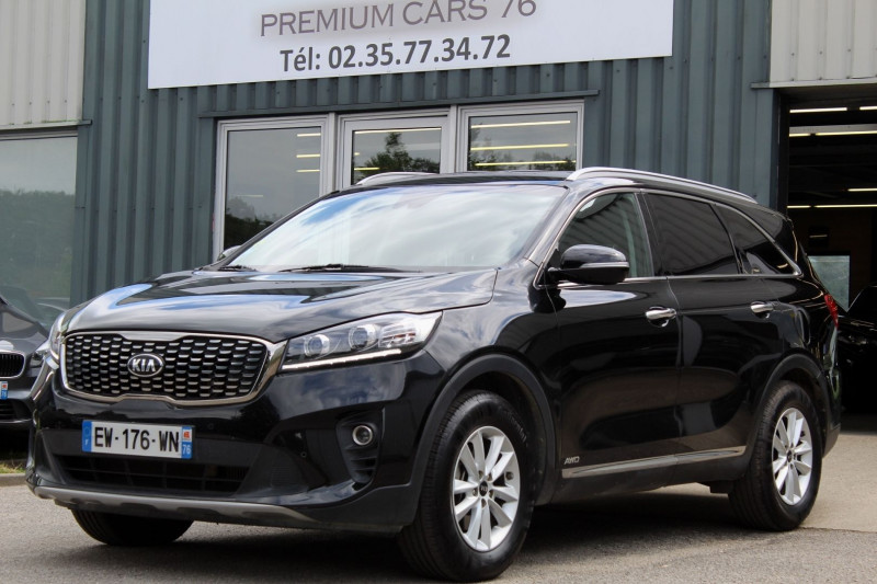 Photo 1 de l'offre de KIA SORENTO 3 III 2.2 CRDI 200 ISG PREMIUM 4WD BVA6 à 28950€ chez Premium Cars 76