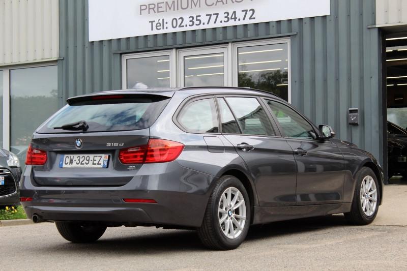 Photo 2 de l'offre de BMW SERIE 3 F31 TOURING (F31) TOURING 318D 143 BUSINESS BVA8 à 15950€ chez Premium Cars 76