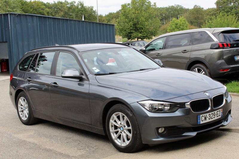 Photo 7 de l'offre de BMW SERIE 3 F31 TOURING (F31) TOURING 318D 143 BUSINESS BVA8 à 15950€ chez Premium Cars 76