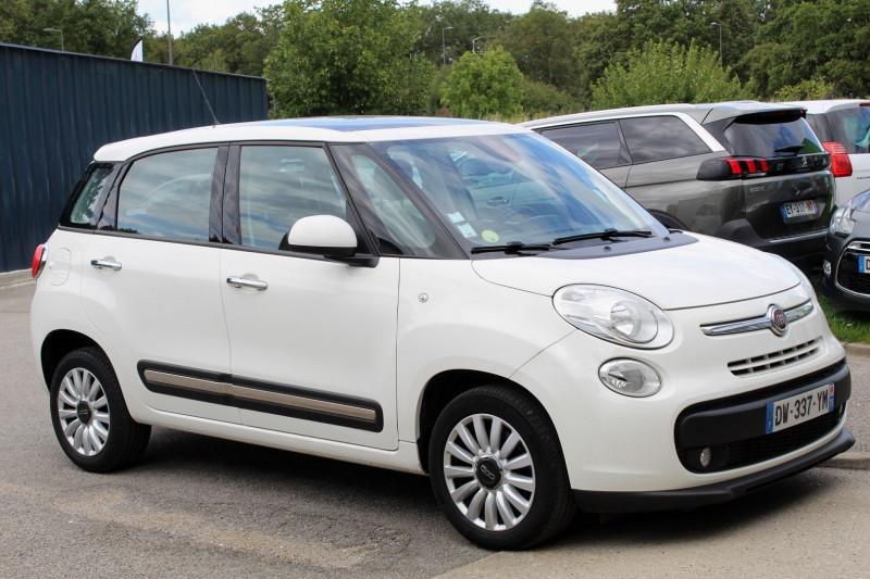 Photo 7 de l'offre de FIAT 500 L 1.6 MULTIJET 120 S/S LOUNGE à 9790€ chez Premium Cars 76