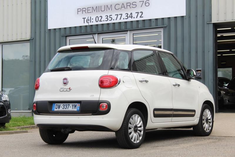 Photo 2 de l'offre de FIAT 500 L 1.6 MULTIJET 120 S/S LOUNGE à 9790€ chez Premium Cars 76