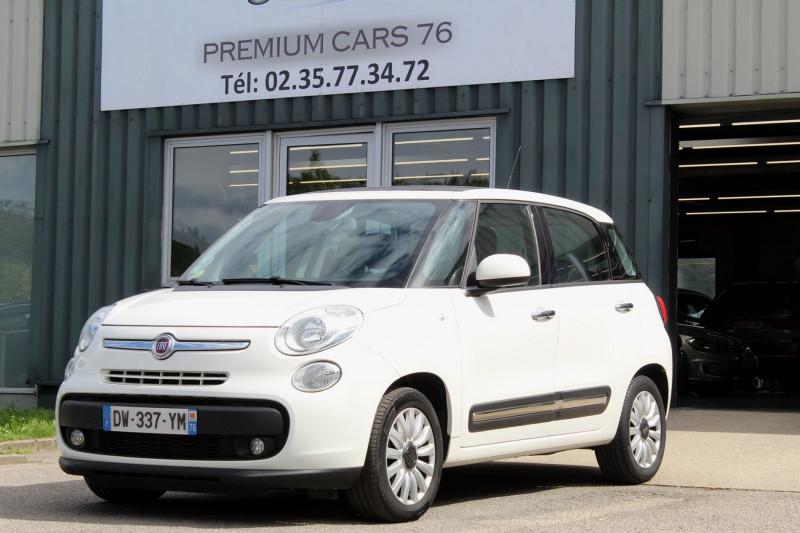 Photo 1 de l'offre de FIAT 500 L 1.6 MULTIJET 120 S/S LOUNGE à 9790€ chez Premium Cars 76