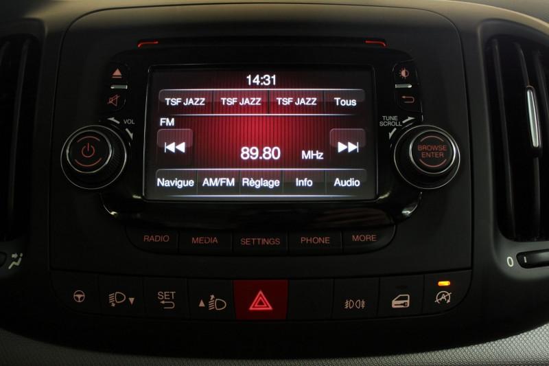 Photo 10 de l'offre de FIAT 500 L 1.6 MULTIJET 120 S/S LOUNGE à 9790€ chez Premium Cars 76