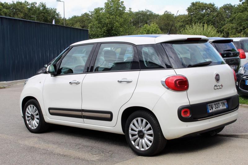 Photo 8 de l'offre de FIAT 500 L 1.6 MULTIJET 120 S/S LOUNGE à 9790€ chez Premium Cars 76