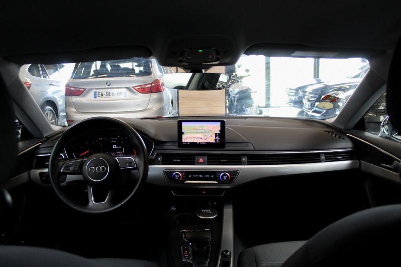 Photo 4 de l'offre de AUDI A5 SPORTBACK (2E GENERATION) II SPORTBACK 2.0 TDI 190 BUSINESS LINE S TRONIC 7 à 28950€ chez Premium Cars 76