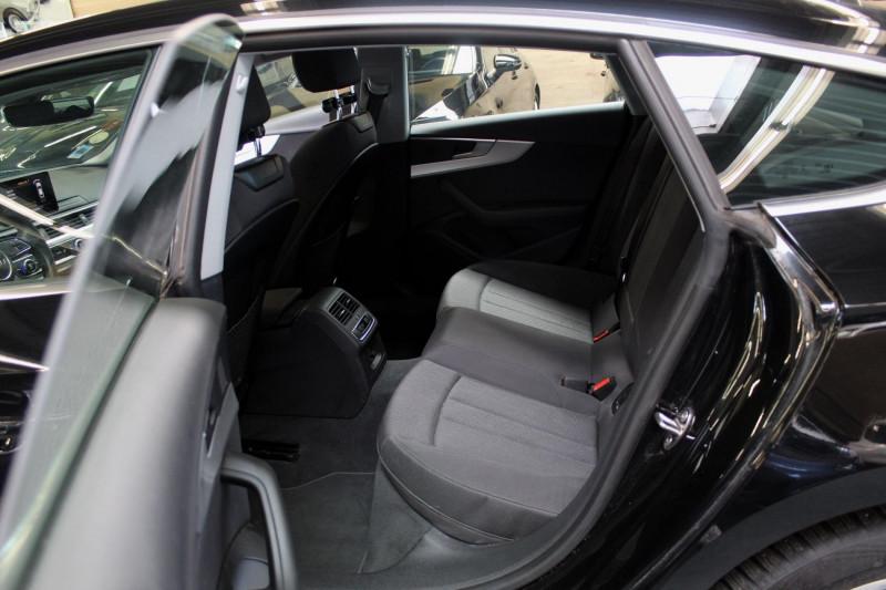 Photo 5 de l'offre de AUDI A5 SPORTBACK (2E GENERATION) II SPORTBACK 2.0 TDI 190 BUSINESS LINE S TRONIC 7 à 28950€ chez Premium Cars 76