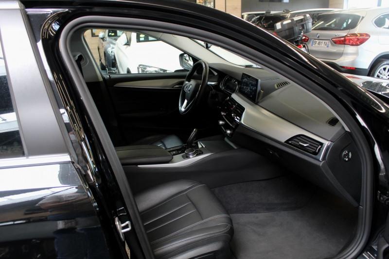 Photo 6 de l'offre de BMW SERIE 5 G30 (G30) 520DA 190 EFFICIENT DYNAMICS BUSINESS à 27450€ chez Premium Cars 76