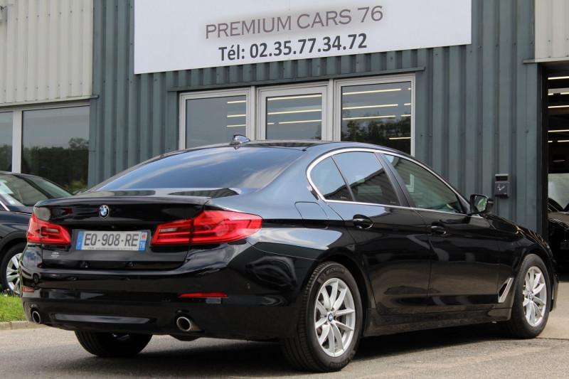 Photo 2 de l'offre de BMW SERIE 5 G30 (G30) 520DA 190 EFFICIENT DYNAMICS BUSINESS à 27450€ chez Premium Cars 76