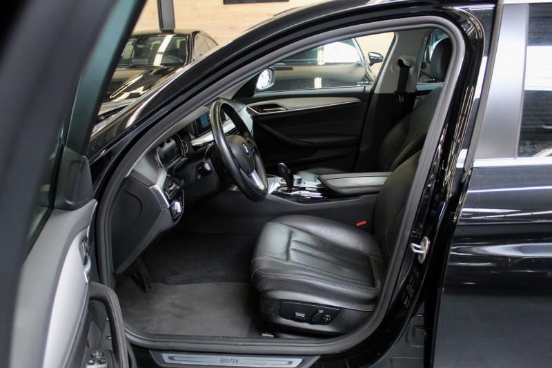 Photo 3 de l'offre de BMW SERIE 5 G30 (G30) 520DA 190 EFFICIENT DYNAMICS BUSINESS à 27450€ chez Premium Cars 76