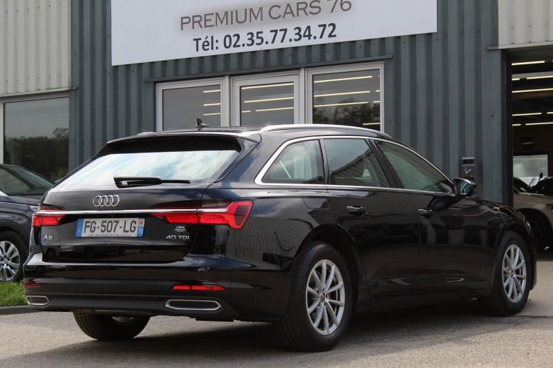 Photo 2 de l'offre de AUDI A6 (5E GENERATION) AVANT V AVANT 40 TDI 204 BUSINESS EXECUTIVE S TRONIC à 38450€ chez Premium Cars 76