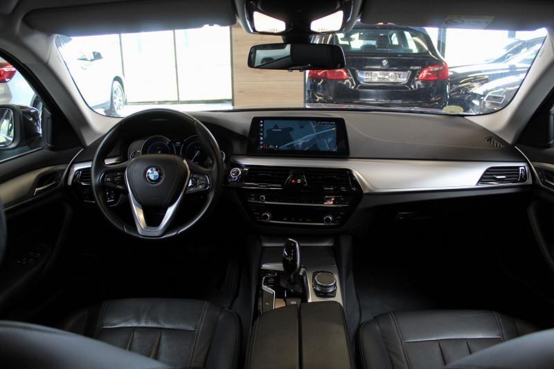 Photo 4 de l'offre de BMW SERIE 5 G30 (G30) 520DA 190 EFFICIENT DYNAMICS BUSINESS à 27450€ chez Premium Cars 76