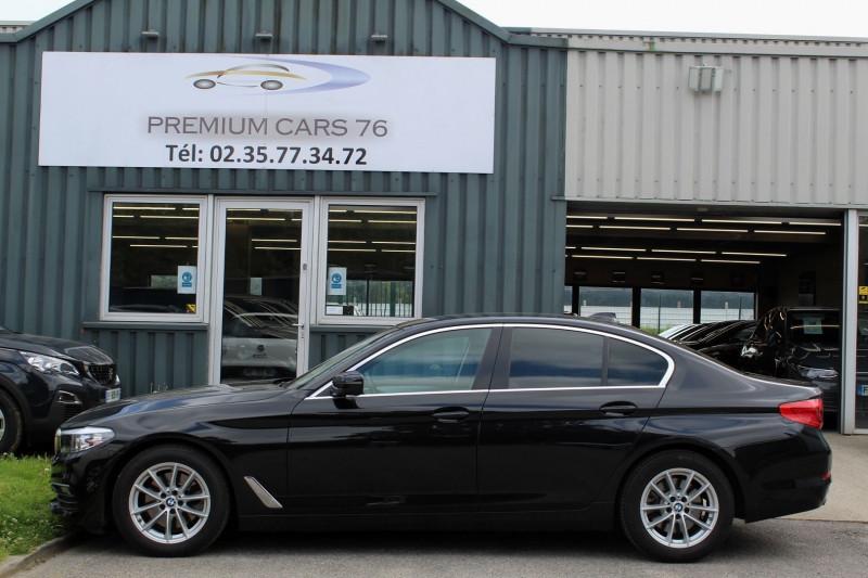 Photo 9 de l'offre de BMW SERIE 5 G30 (G30) 520DA 190 EFFICIENT DYNAMICS BUSINESS à 27450€ chez Premium Cars 76