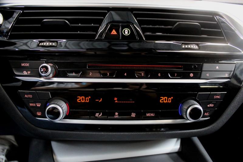 Photo 14 de l'offre de BMW SERIE 5 G30 (G30) 520DA 190 EFFICIENT DYNAMICS BUSINESS à 27450€ chez Premium Cars 76