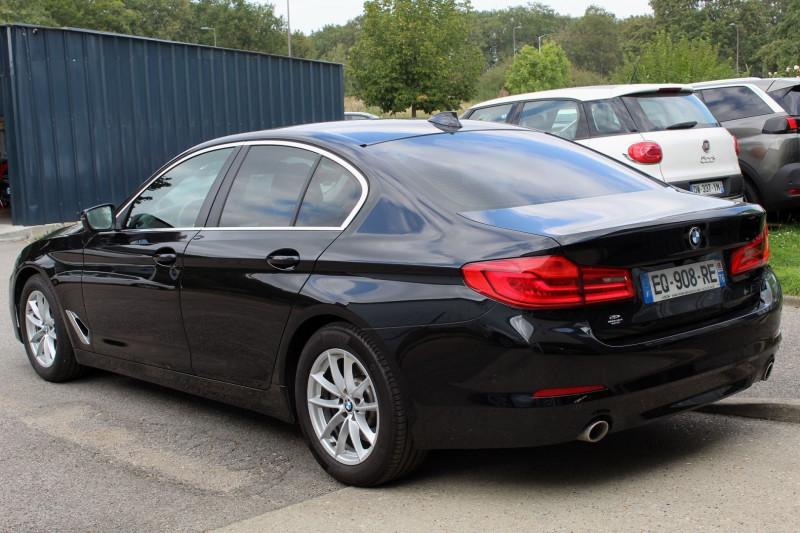 Photo 8 de l'offre de BMW SERIE 5 G30 (G30) 520DA 190 EFFICIENT DYNAMICS BUSINESS à 27450€ chez Premium Cars 76