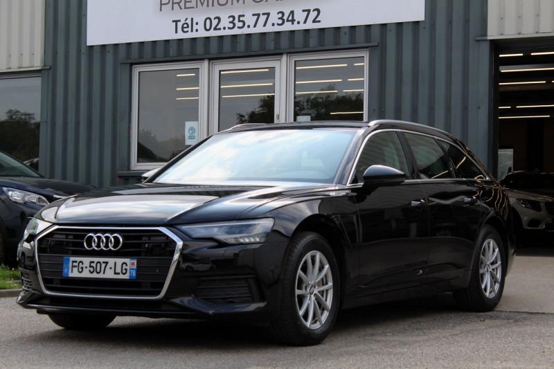 Audi A6 (5E GENERATION) AVANT V AVANT 40 TDI 204 BUSINESS EXECUTIVE S TRONIC Diesel NOIR Occasion à vendre