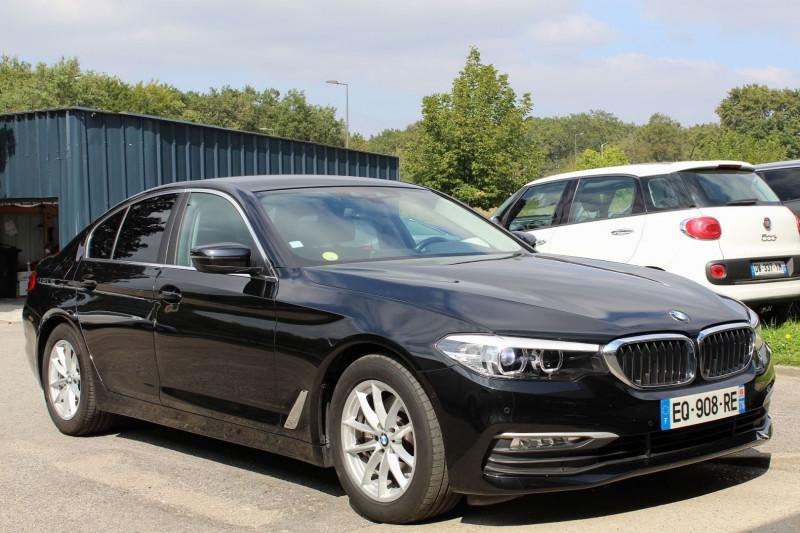 Photo 7 de l'offre de BMW SERIE 5 G30 (G30) 520DA 190 EFFICIENT DYNAMICS BUSINESS à 27450€ chez Premium Cars 76