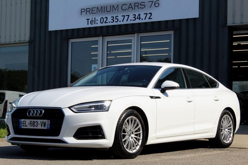 Audi A5 SPORTBACK (2E GENERATION) II SPORTBACK 2.0 TFSI 190 Essence BLANC Occasion à vendre