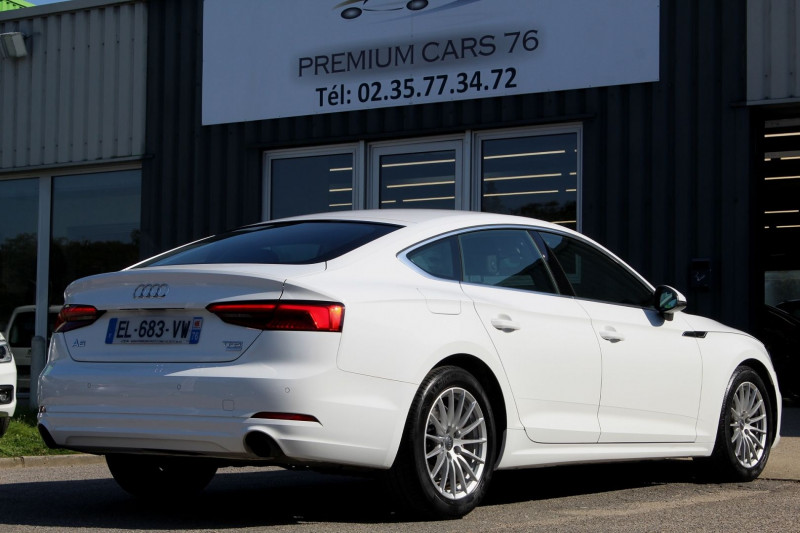 Photo 2 de l'offre de AUDI A5 SPORTBACK (2E GENERATION) II SPORTBACK 2.0 TFSI 190 à 27950€ chez Premium Cars 76