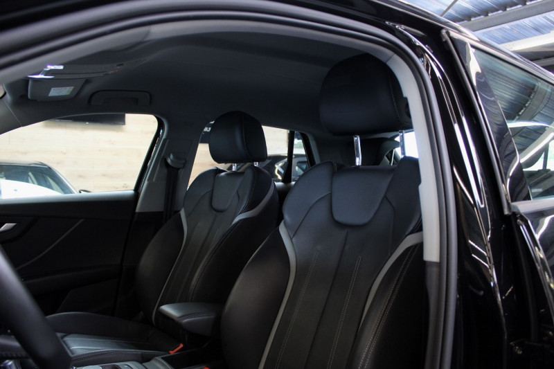 Photo 18 de l'offre de AUDI Q2 1.4 TFSI 150 COD DESIGN LUXE S TRONIC à 27450€ chez Premium Cars 76