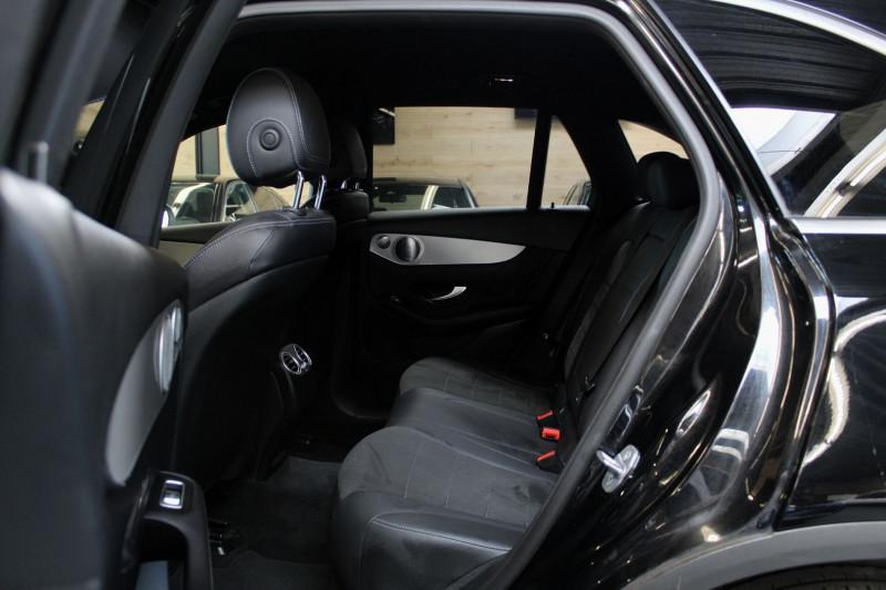 Photo 5 de l'offre de MERCEDES-BENZ GLC 350 D SPORTLINE 4MATIC à 46950€ chez Premium Cars 76