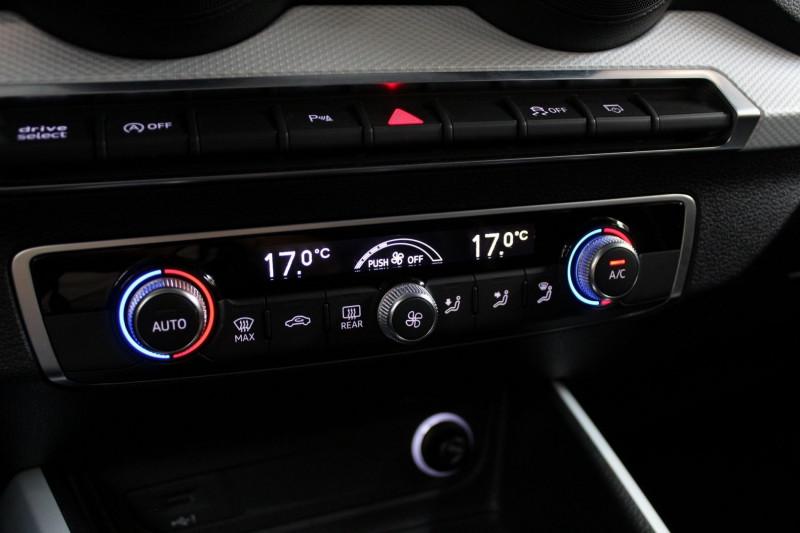 Photo 14 de l'offre de AUDI Q2 1.4 TFSI 150 COD DESIGN LUXE S TRONIC à 27450€ chez Premium Cars 76