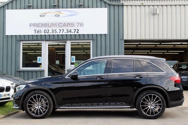 Photo 9 de l'offre de MERCEDES-BENZ GLC 350 D SPORTLINE 4MATIC à 46950€ chez Premium Cars 76