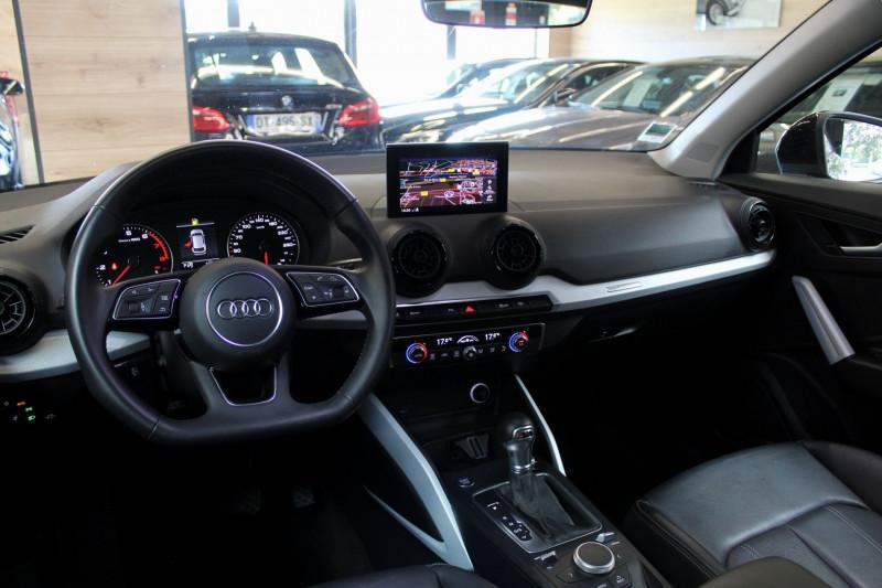 Photo 19 de l'offre de AUDI Q2 1.4 TFSI 150 COD DESIGN LUXE S TRONIC à 27450€ chez Premium Cars 76