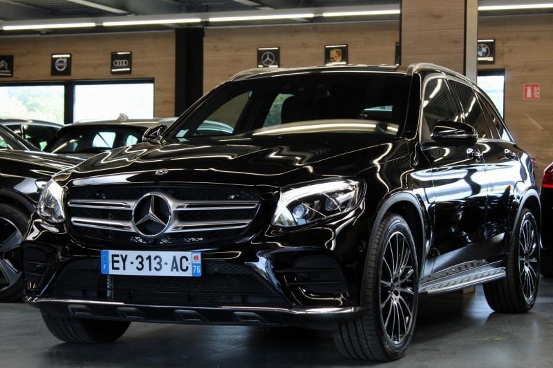 Photo 22 de l'offre de MERCEDES-BENZ GLC 350 D SPORTLINE 4MATIC à 46950€ chez Premium Cars 76