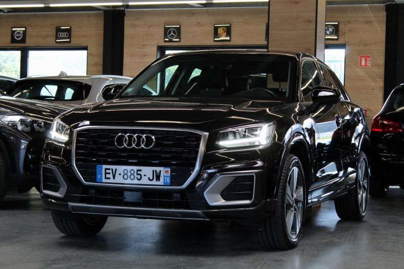 Photo 22 de l'offre de AUDI Q2 1.4 TFSI 150 COD DESIGN LUXE S TRONIC à 27450€ chez Premium Cars 76