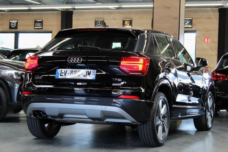 Photo 23 de l'offre de AUDI Q2 1.4 TFSI 150 COD DESIGN LUXE S TRONIC à 27450€ chez Premium Cars 76