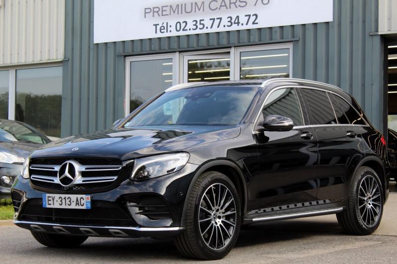 Mercedes-Benz GLC 350 D SPORTLINE 4MATIC Diesel NOIR Occasion à vendre