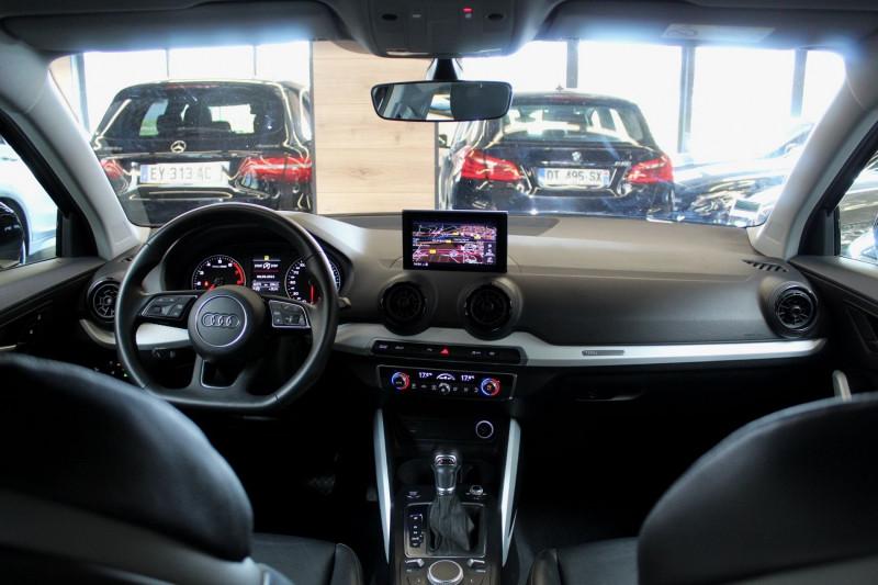 Photo 4 de l'offre de AUDI Q2 1.4 TFSI 150 COD DESIGN LUXE S TRONIC à 27450€ chez Premium Cars 76