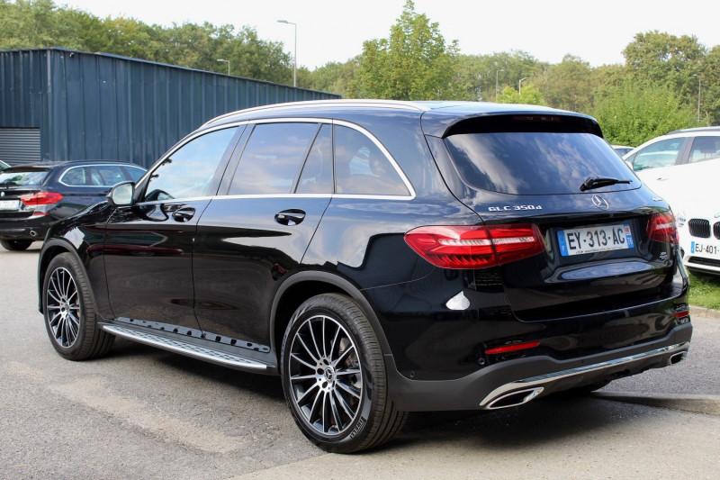 Photo 8 de l'offre de MERCEDES-BENZ GLC 350 D SPORTLINE 4MATIC à 46950€ chez Premium Cars 76
