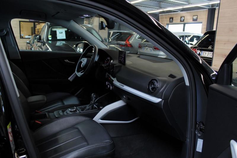 Photo 6 de l'offre de AUDI Q2 1.4 TFSI 150 COD DESIGN LUXE S TRONIC à 27450€ chez Premium Cars 76