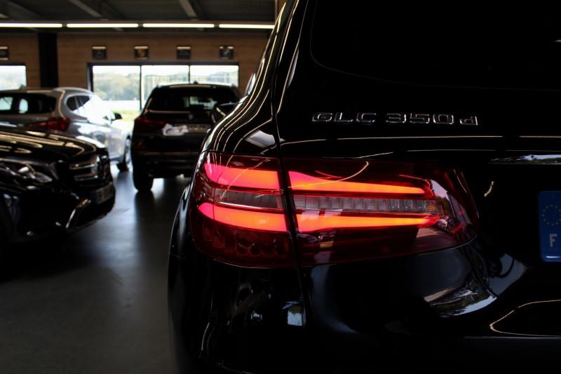 Photo 25 de l'offre de MERCEDES-BENZ GLC 350 D SPORTLINE 4MATIC à 46950€ chez Premium Cars 76