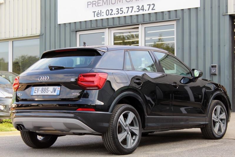 Photo 2 de l'offre de AUDI Q2 1.4 TFSI 150 COD DESIGN LUXE S TRONIC à 27450€ chez Premium Cars 76