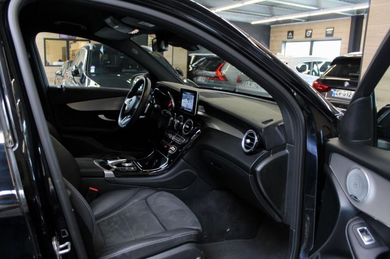 Photo 6 de l'offre de MERCEDES-BENZ GLC 350 D SPORTLINE 4MATIC à 46950€ chez Premium Cars 76
