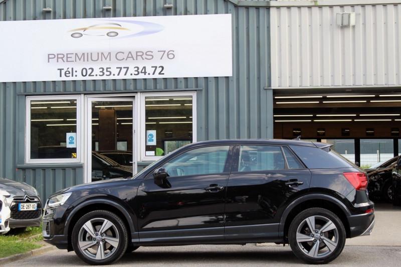 Photo 9 de l'offre de AUDI Q2 1.4 TFSI 150 COD DESIGN LUXE S TRONIC à 27450€ chez Premium Cars 76