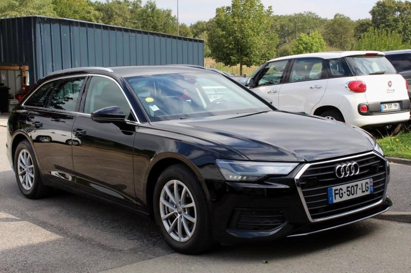 Photo 7 de l'offre de AUDI A6 (5E GENERATION) AVANT V AVANT 40 TDI 204 BUSINESS EXECUTIVE S TRONIC à 38450€ chez Premium Cars 76