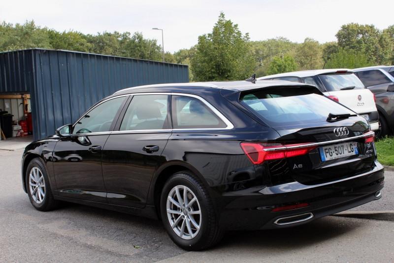 Photo 8 de l'offre de AUDI A6 (5E GENERATION) AVANT V AVANT 40 TDI 204 BUSINESS EXECUTIVE S TRONIC à 38450€ chez Premium Cars 76