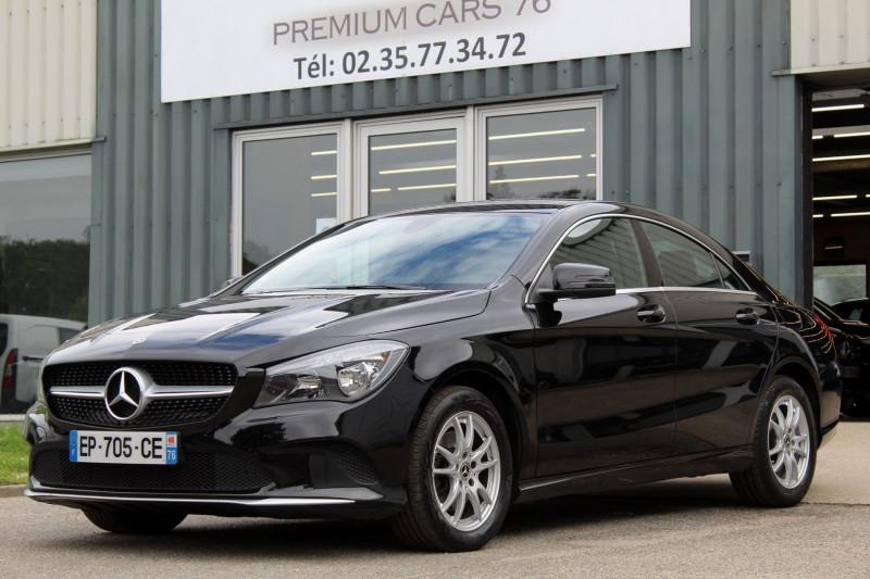 Mercedes-Benz CLA 200 D BUSINESS Diesel NOIR Occasion à vendre