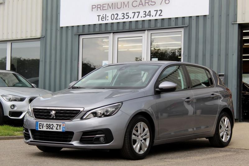 Peugeot 308 (2E GENERATION) II (2) 1.6 BLUEHDI 120 S&S ACTIVE BUSINESS EAT6 Diesel GRIS Occasion à vendre
