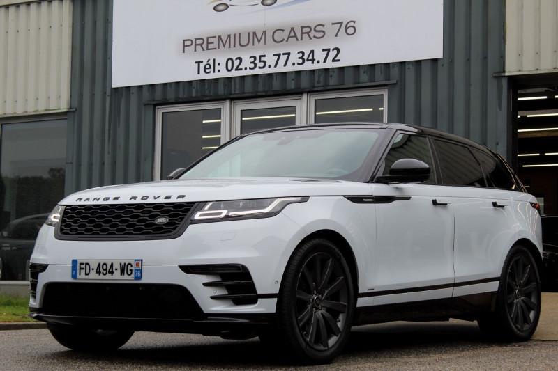 Land-Rover RANGE ROVER VELAR 3.0 D300 4WD HSE R-DYNAMIC AUTO Diesel BLANC Occasion à vendre