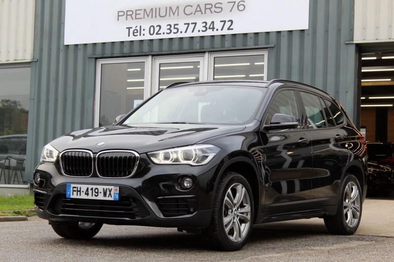 Bmw X1 F48 (F48) (2) SDRIVE16D SPORT DKG7 Diesel NOIR Occasion à vendre