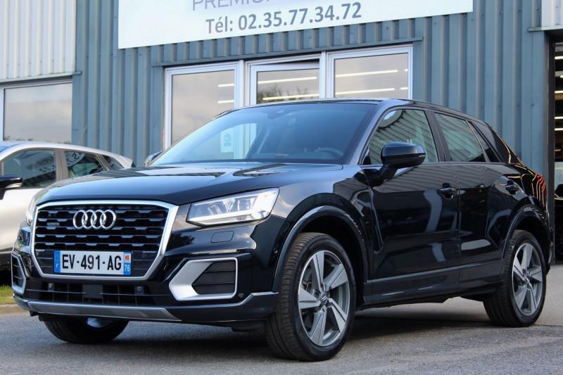 Audi Q2 2.0 TDI 190 DESIGN LUXE QUATTRO S TRONIC Diesel NOIR Occasion à vendre