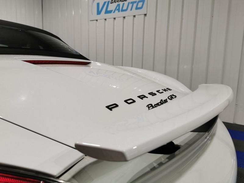 Photo 11 de l'offre de PORSCHE BOXSTER (981) 3.4 330CH GTS PDK à 64990€ chez VL Auto