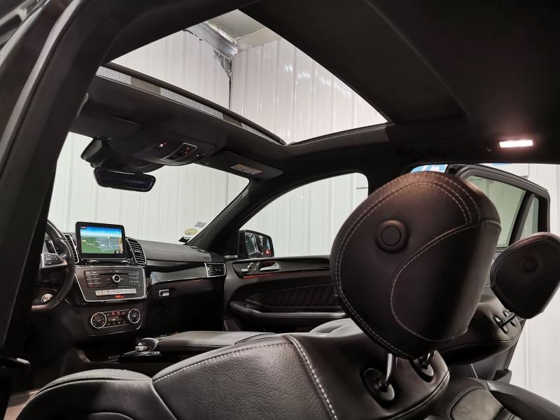 Photo 11 de l'offre de MERCEDES-BENZ GLE COUPE (C292) 350 D 258CH SPORTLINE 4MATIC 9G-TRONIC à 44990€ chez VL Auto