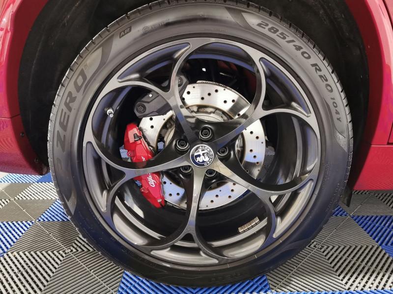 Photo 20 de l'offre de ALFA ROMEO STELVIO 2.9 V6 510CH QUADRIFOGLIO Q4 AT8 à 72990€ chez VL Auto