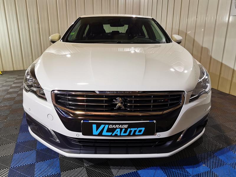 Photo 2 de l'offre de PEUGEOT 508 2.0 BLUEHDI 180CH FAP GT EAT6 à 16490€ chez VL Auto